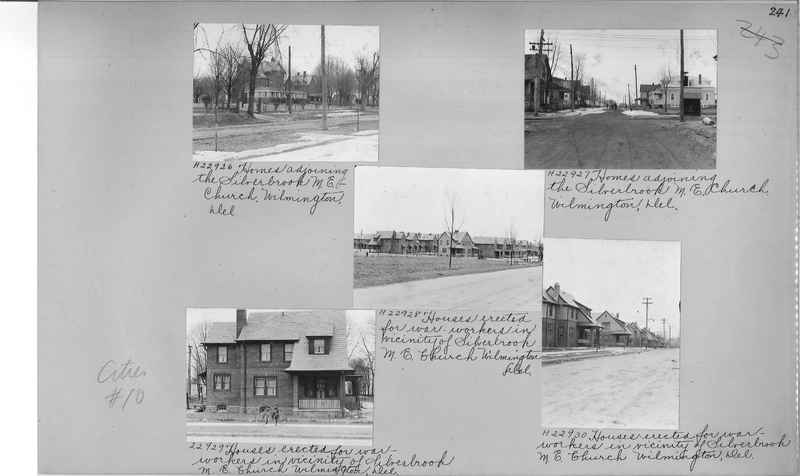 Mission Photograph Album - Cities #10 page 0241