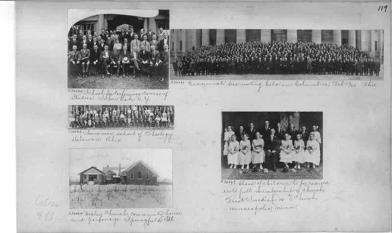 Mission Photograph Album - Cities #13 page 0119