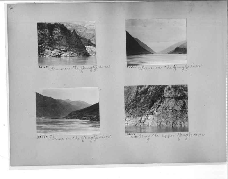 Mission Photograph Album - China #11 pg. 0111