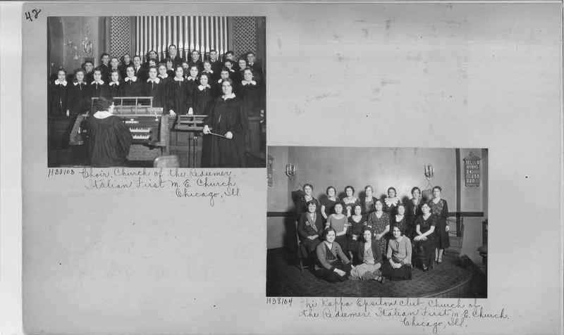 Mission Photograph Album - Cities #17 page 0042