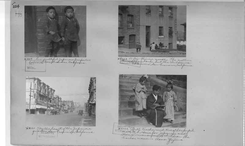 Mission Photograph Album - Cities #4 page 0224