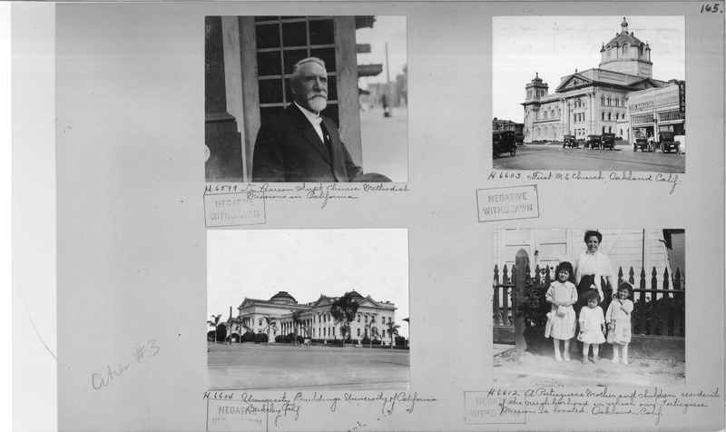 Mission Photograph Album - Cities #3 page 0165
