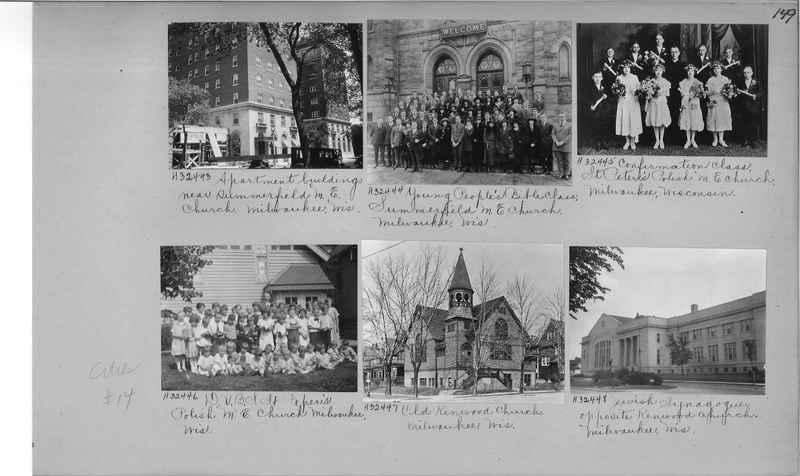 Mission Photograph Album - Cities #14 page 0149