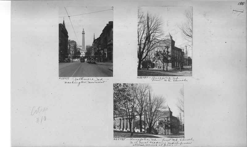 Mission Photograph Album - Cities #10 page 0155
