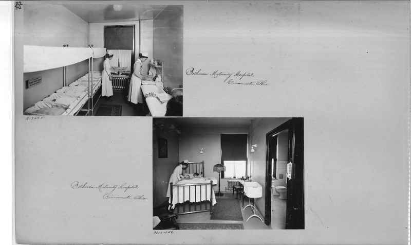 Mission Photograph Album - Hospitals and Homes #1 page 0022