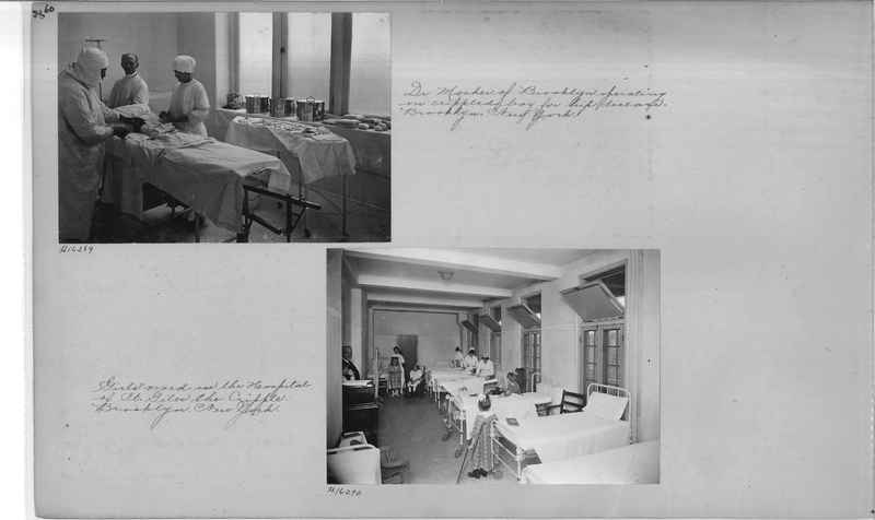 Mission Photograph Album - Hospitals and Homes #1 page 0060