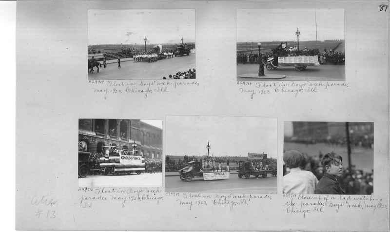 Mission Photograph Album - Cities #13 page 0087