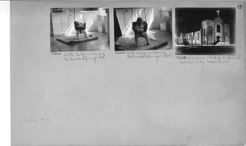 Mission Photograph Album - Cities #15 page 0013