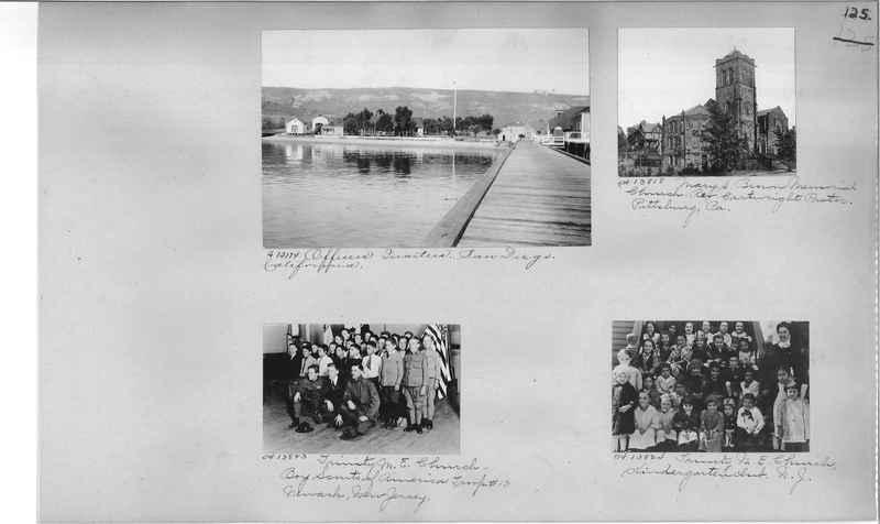 Mission Photograph Album - Cities #7 page 0125