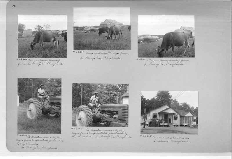 Mission Photograph Album - Negro #7 page 0018