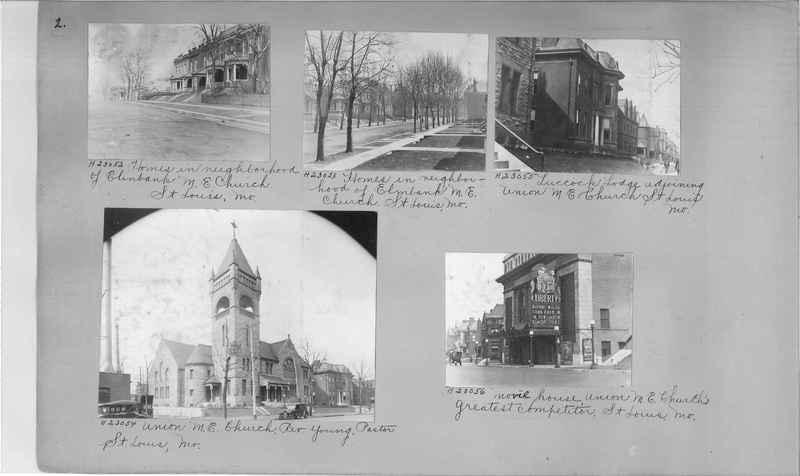 Mission Photograph Album - Cities #11 page 0002