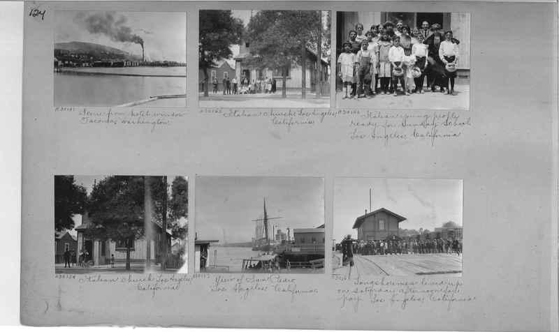 Mission Photograph Album - Cities #13 page 0124