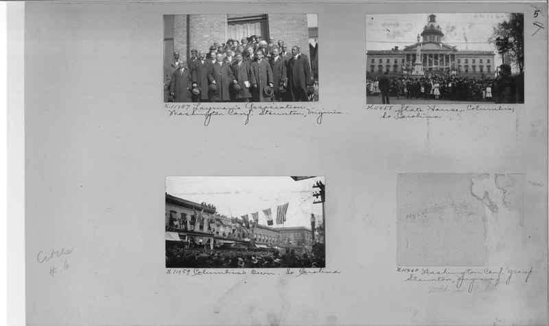 Mission Photograph Album - Cities #6 page 0005