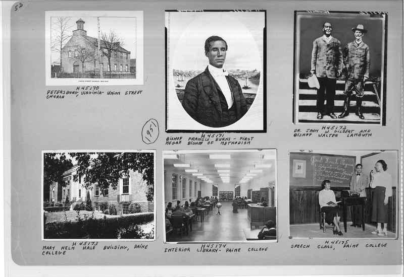 Mission Photograph Album - Negro #7 page 0052