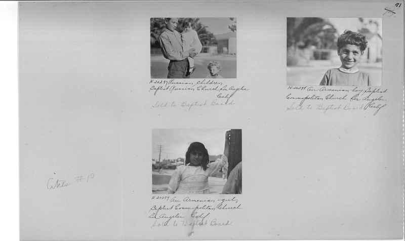 Mission Photograph Album - Cities #10 page 0071