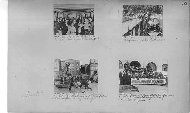 Mission Photograph Album - Cities #9 page 0153