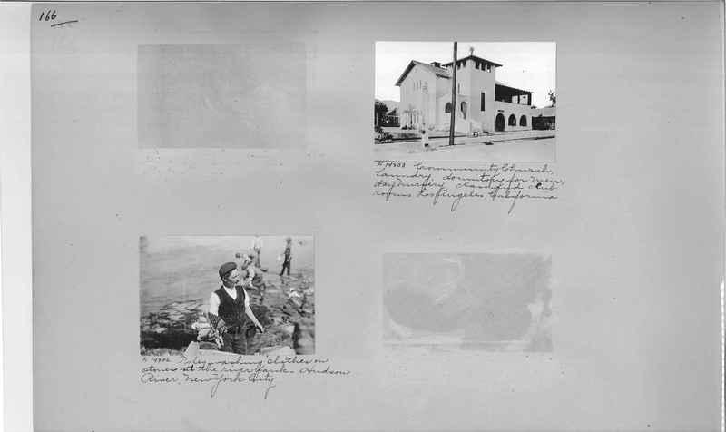 Mission Photograph Album - Cities #7 page 0166