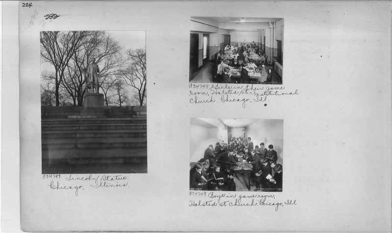 Mission Photograph Album - Cities #15 page 0224