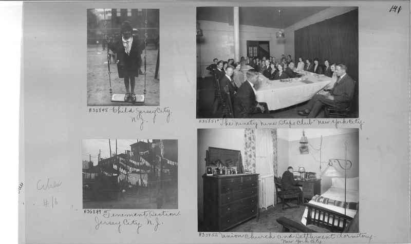 Mission Photograph Album - Cities #16 page 0141