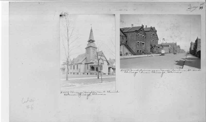 Mission Photograph Album - Cities #6 page 0033