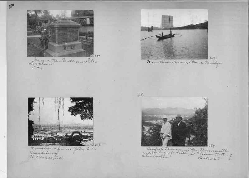 Mission Photograph Album - China #1 page  0150