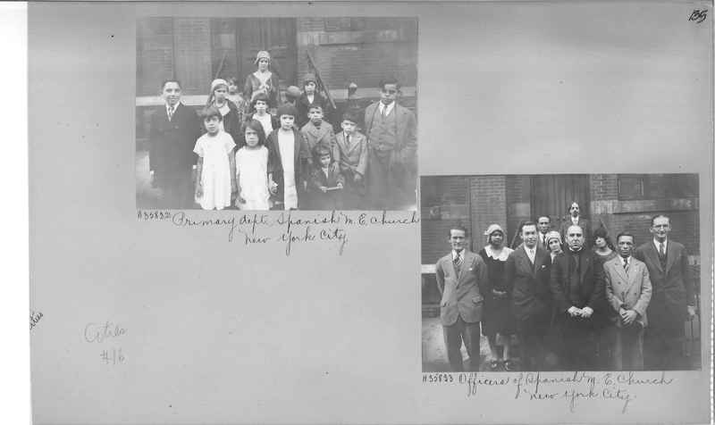 Mission Photograph Album - Cities #16 page 0135