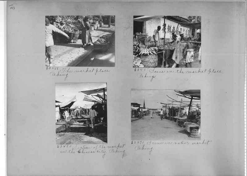 Mission Photograph Album - China #11 page 0143