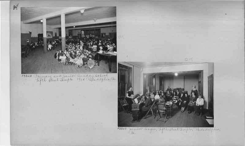 Mission Photograph Album - Cities #15 page 0034