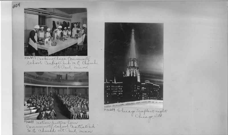Mission Photograph Album - Cities #16 page 0204