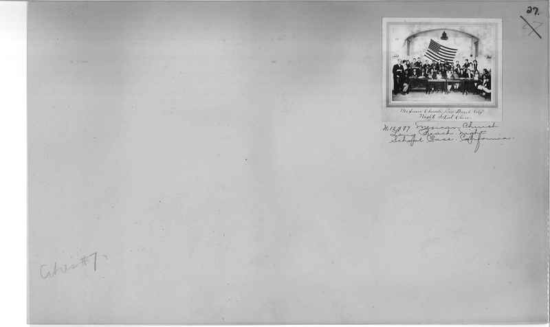 Mission Photograph Album - Cities #7 page 0027
