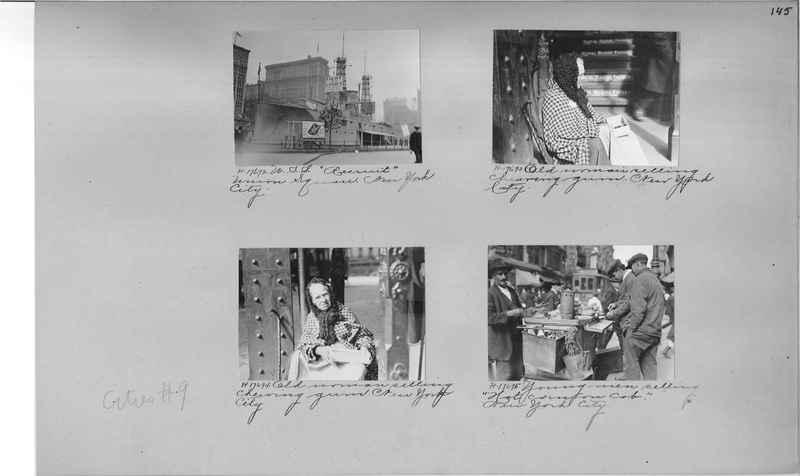 Mission Photograph Album - Cities #9 page 0145
