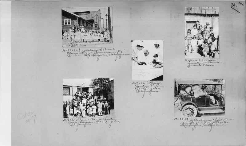 Mission Photograph Album - Cities #7 page 0031