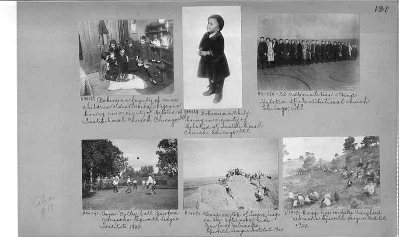 Mission Photograph Album - Cities #15 page 0131