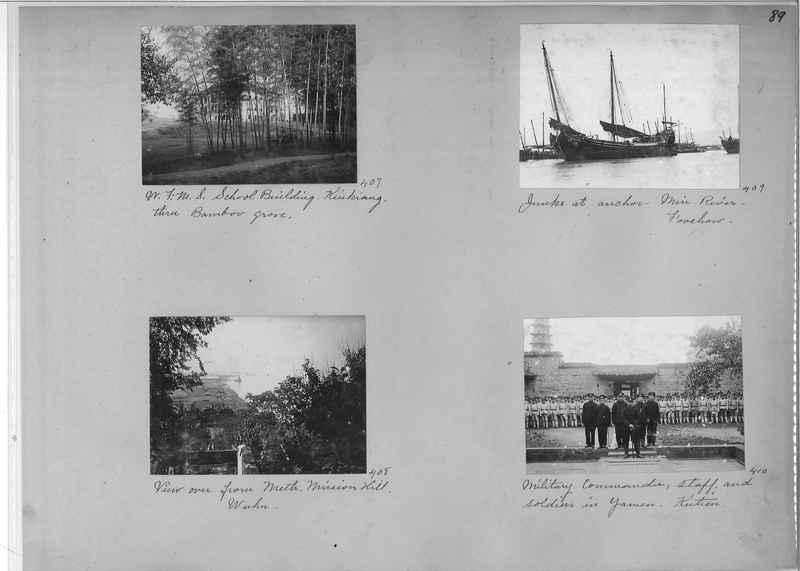 Mission Photograph Album - China #1 page  0089