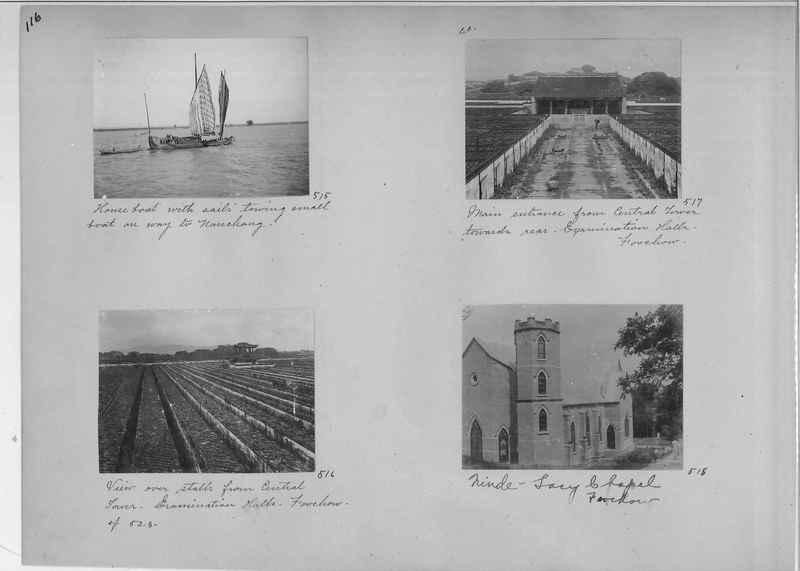 Mission Photograph Album - China #1 page  0116