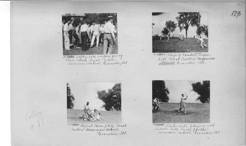Mission Photograph Album - Cities #11 page 0173