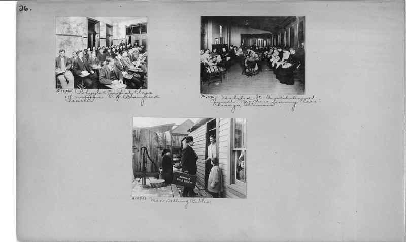 Mission Photograph Album - Cities #7 page 0026
