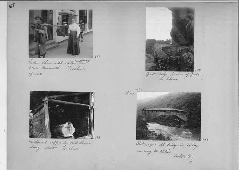 Mission Photograph Album - China #1 page  0158