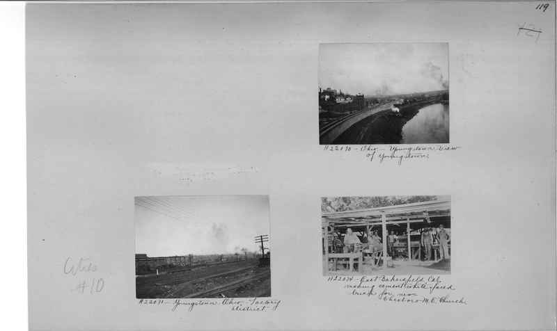 Mission Photograph Album - Cities #10 page 0119