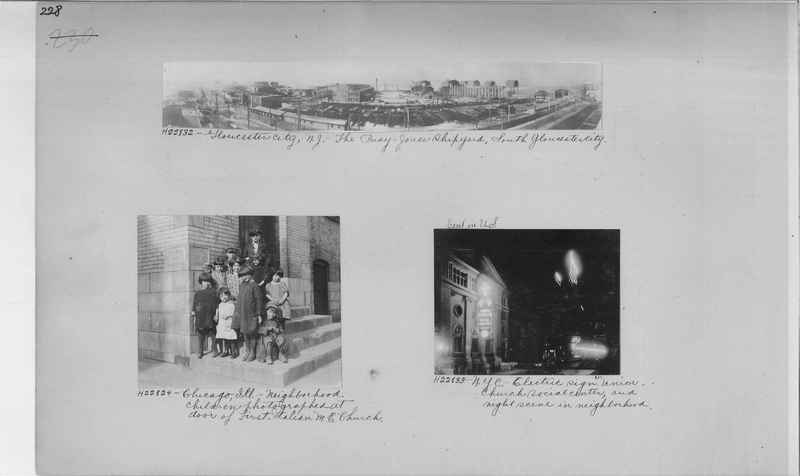 Mission Photograph Album - Cities #10 page 0228