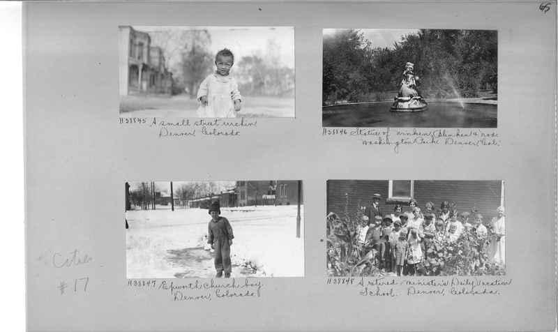 Mission Photograph Album - Cities #17 page 0065