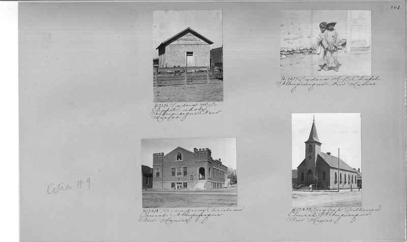 Mission Photograph Album - Cities #9 page 0101