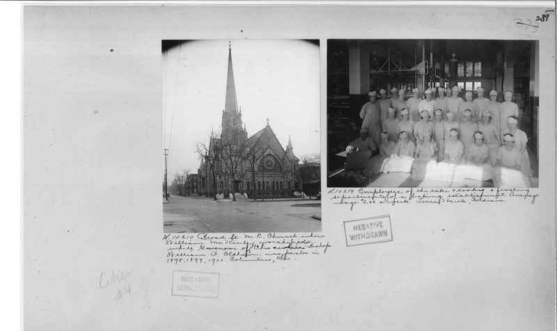 Mission Photograph Album - Cities #4 page 0289
