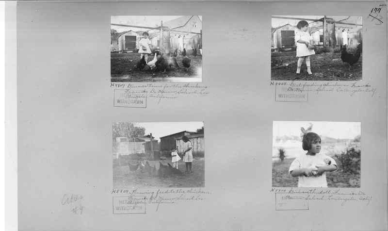 Mission Photograph Album - Cities #4 page 0177