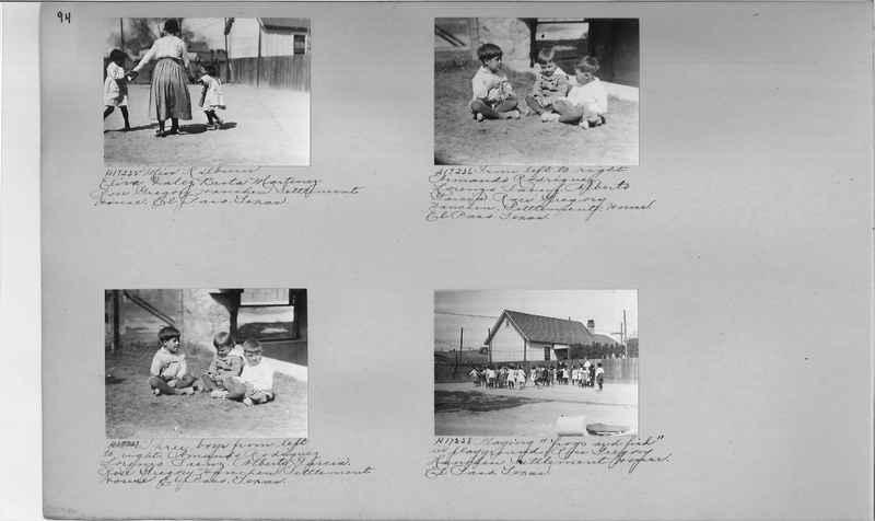 Mission Photograph Album - Cities #9 page 0094