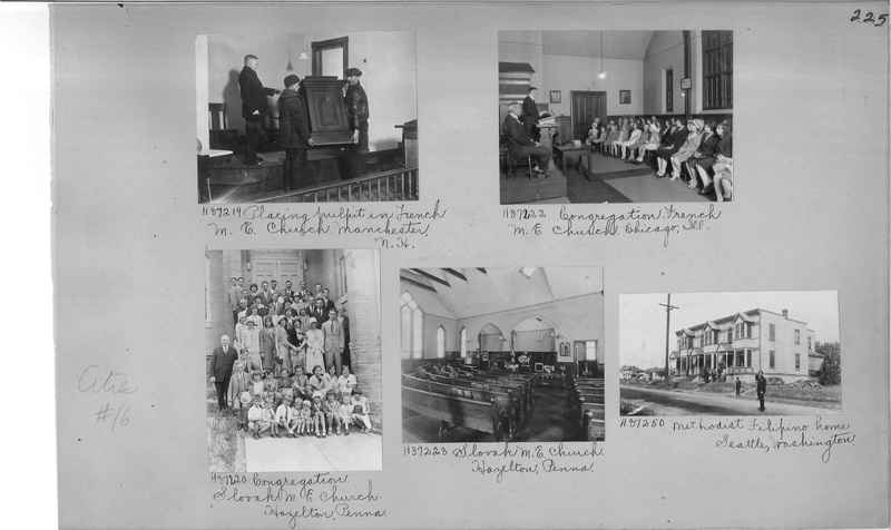 Mission Photograph Album - Cities #16 page 0225
