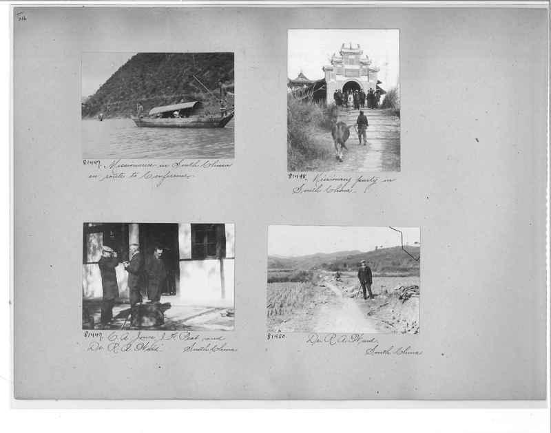 Mission Photograph Album - China #10 pg. 0216