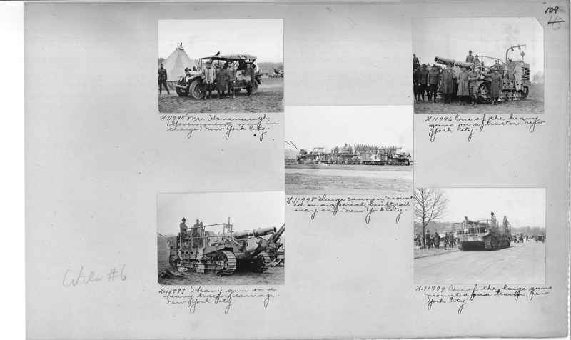 Mission Photograph Album - Cities #6 page 0109