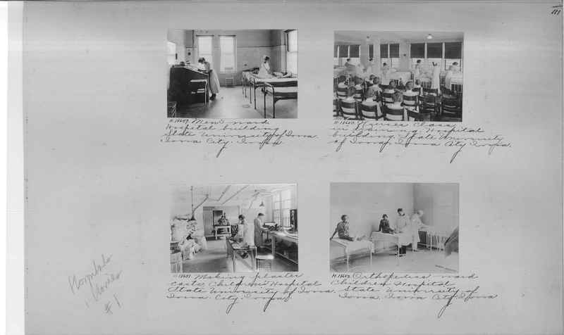 Mission Photograph Album - Hospitals and Homes #1 page 0111