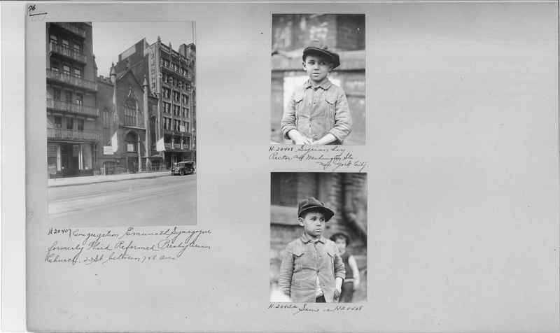 Mission Photograph Album - Cities #10 page 0076